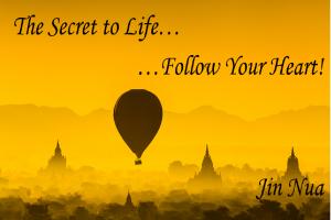 SECRET TO LIFE